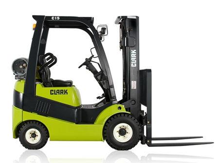 chariot l vateur neuf clark de 1 5 2 tonnes diesel et gaz manuprovence. Black Bedroom Furniture Sets. Home Design Ideas