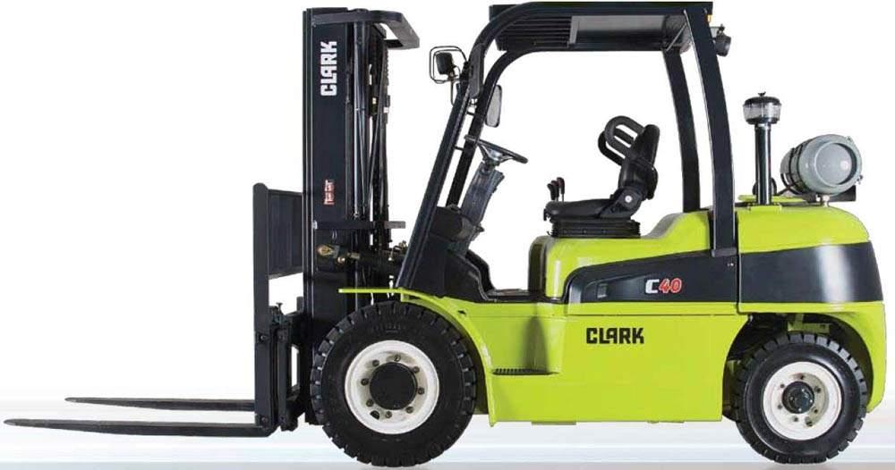 chariot l vateur neuf clark de 4 5 5 tonnes diesel et gaz manuprovence. Black Bedroom Furniture Sets. Home Design Ideas